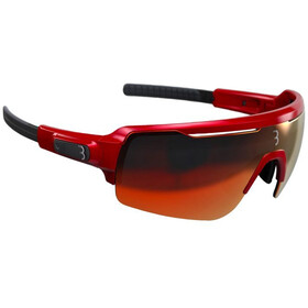 BBB Commander BSG-61 Sport Glasses gloss red